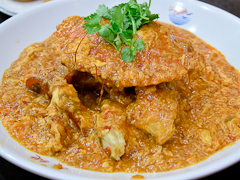 Long Beach Restaurant Singapore - Chilli Crab